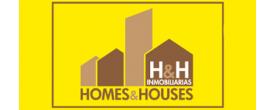 Logotipo de HOME AND HOUSES